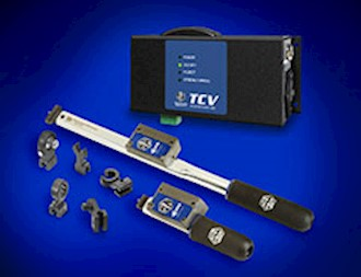 TCV and wireless click wrench and radio equipped click wrench