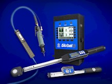 Global 8 Torque Controller and radio equipped tools
