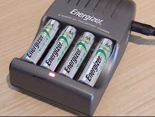 NiMH Rechargeable Batteries for System 8 digital torque tester